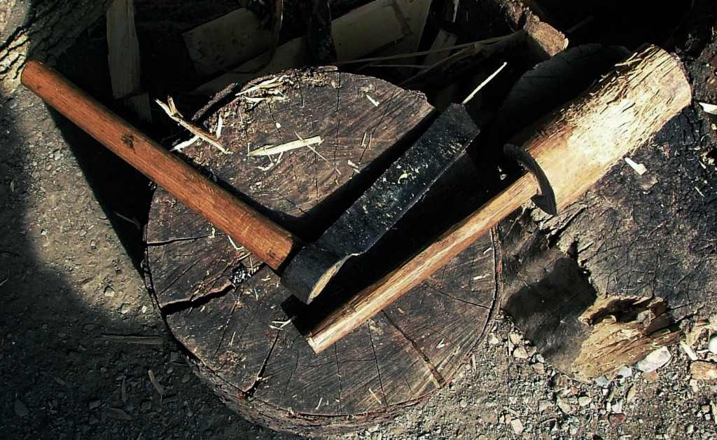 The Wooden Mallet