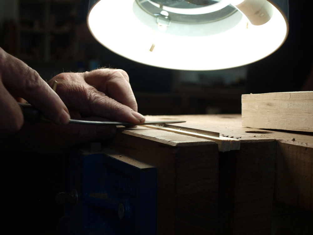 Make Your Own Dovetail Saw - Short Course