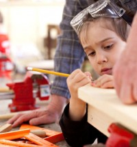 Lumber Jacks and Jills – Woodwork for kids