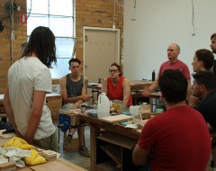 Two Day Wood Finishing Short Course 2015