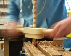 The Handsome & Co Educational Taster: How To Make Hand Screw Clamps (with spoilers)