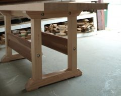 Build Your Own Woodwork Workbench Photo's