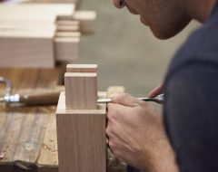How to Build a Workbench – photo's from our 'Build Your Own Woodwork Workbench Course'