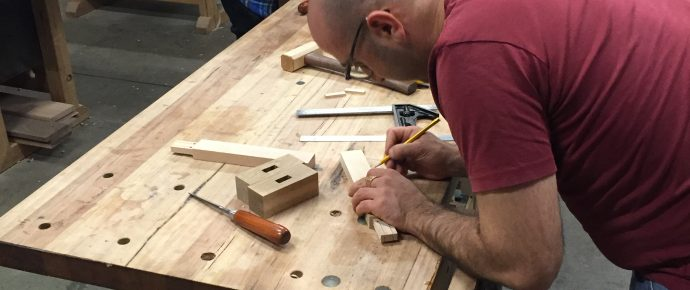 The Handsome & Co educational Taster – Making Mallets.